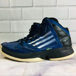 Adidas Adizero Basketball Shoes 7